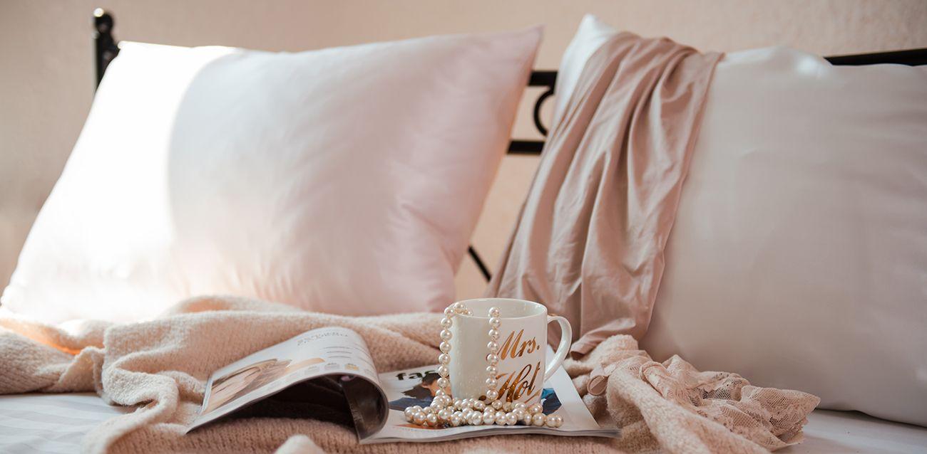 svilene jastucnice